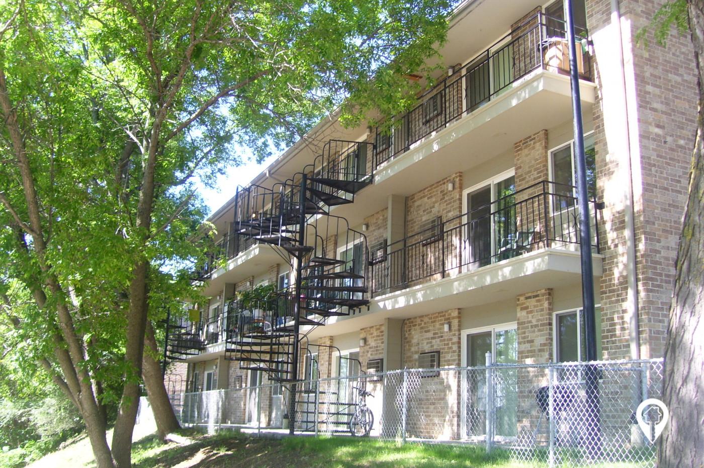 Falls View Apartments