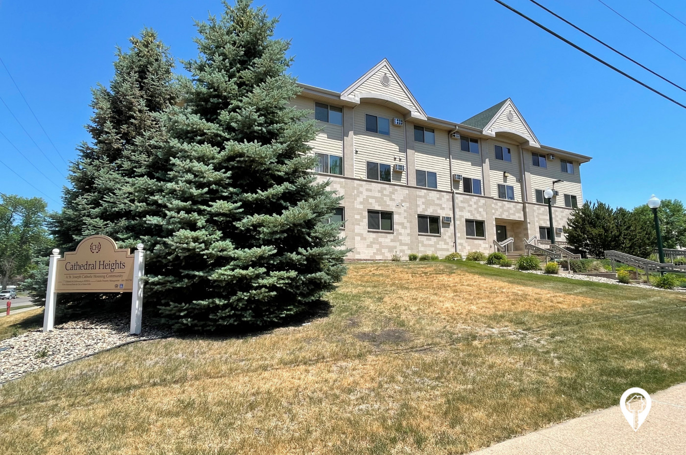 Cathedral Heights Apartments