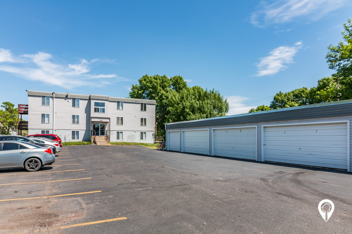 Brentwood Apartments In Sioux Falls Sd