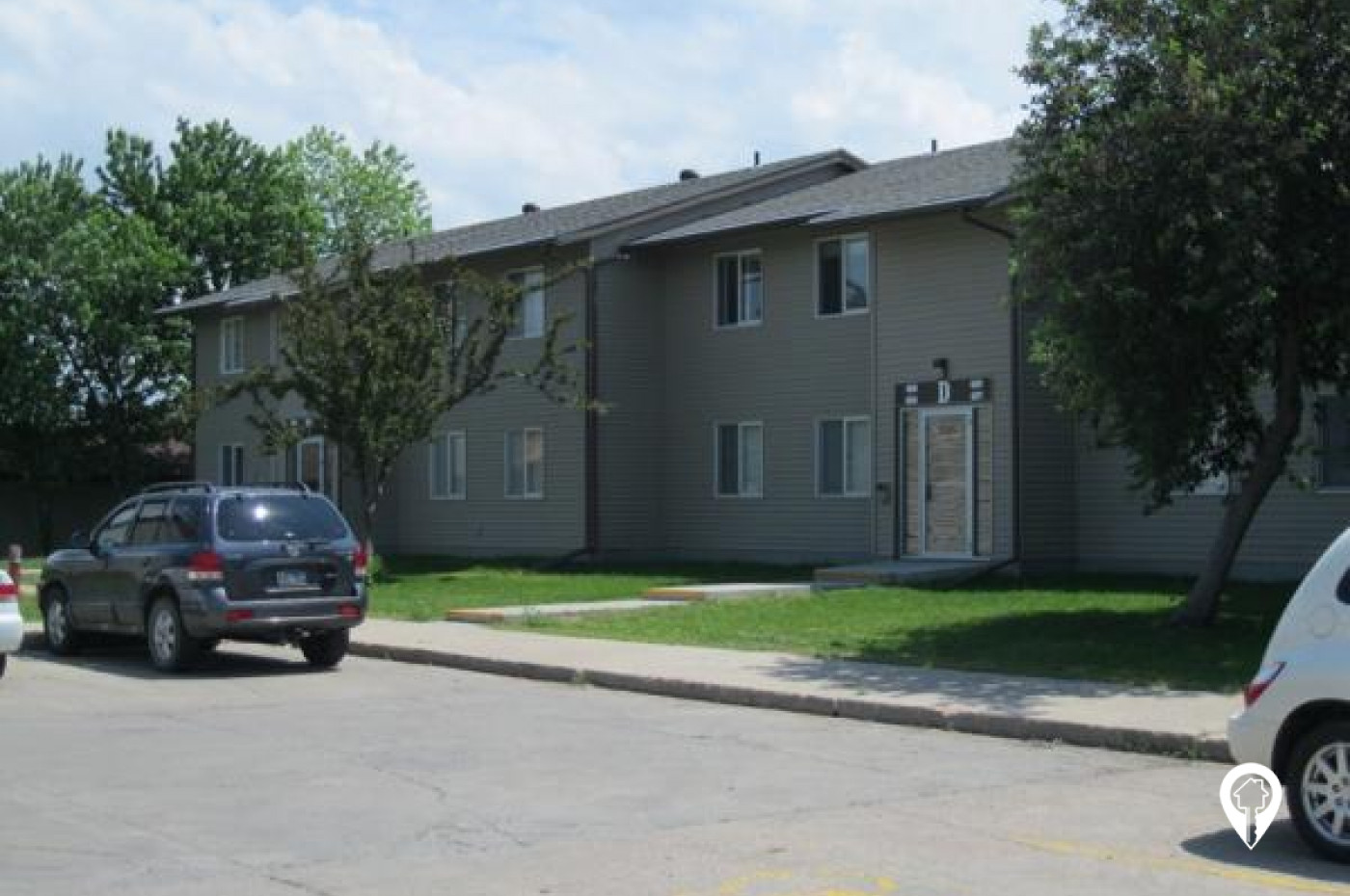 Huron Apartments