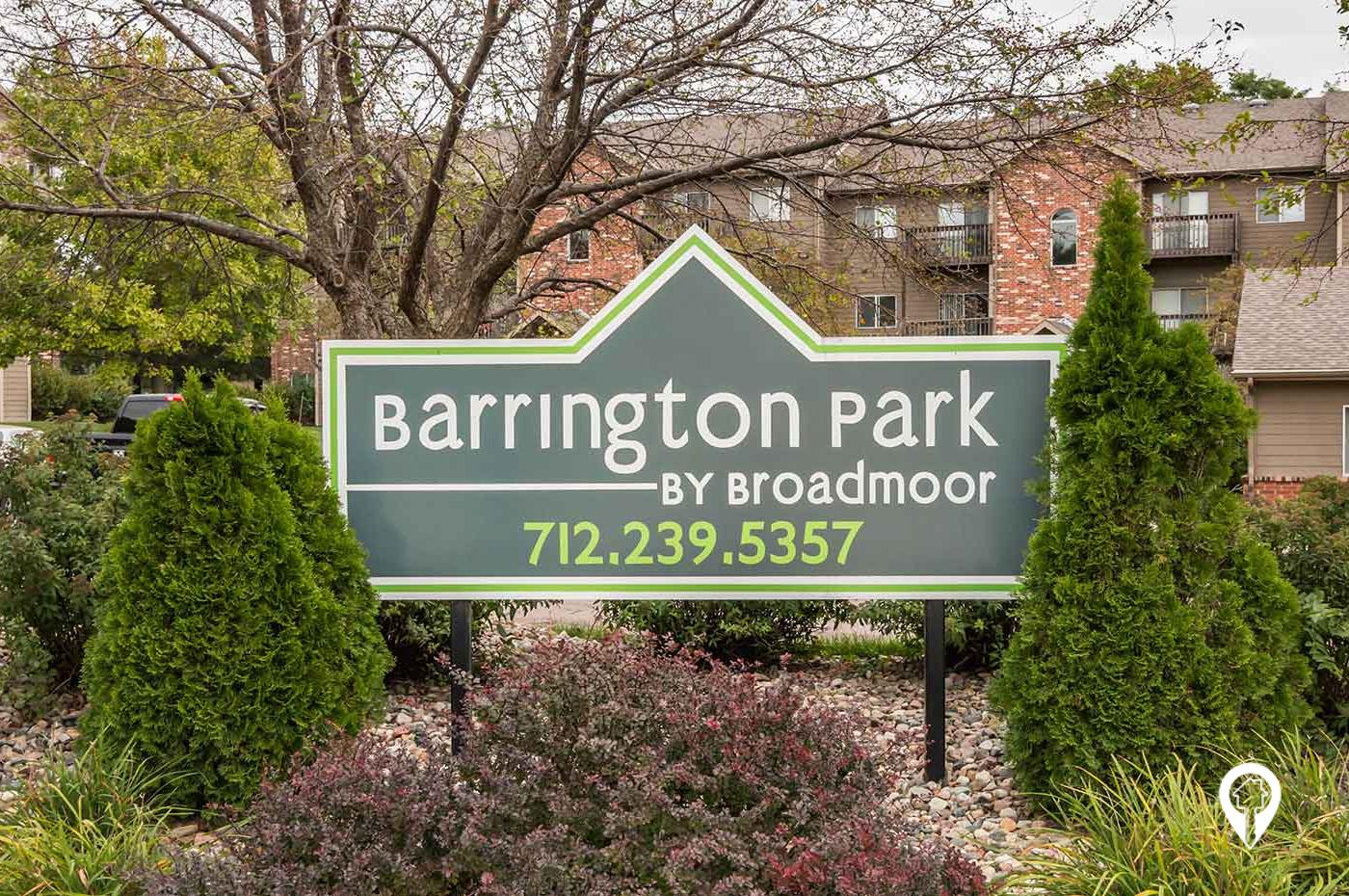 Barrington Park by Broadmoor