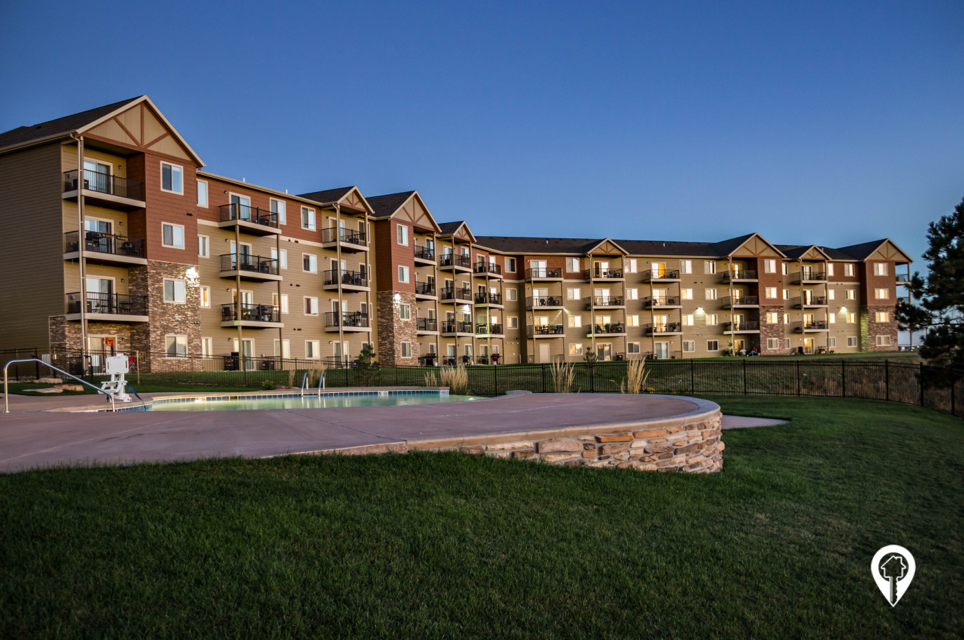 Samuelson Development - Copper Ridge Apartments