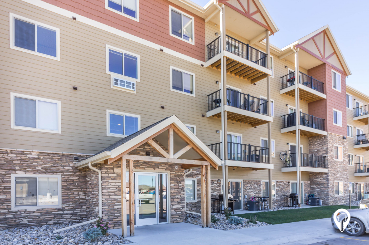 Copper Ridge Apartments