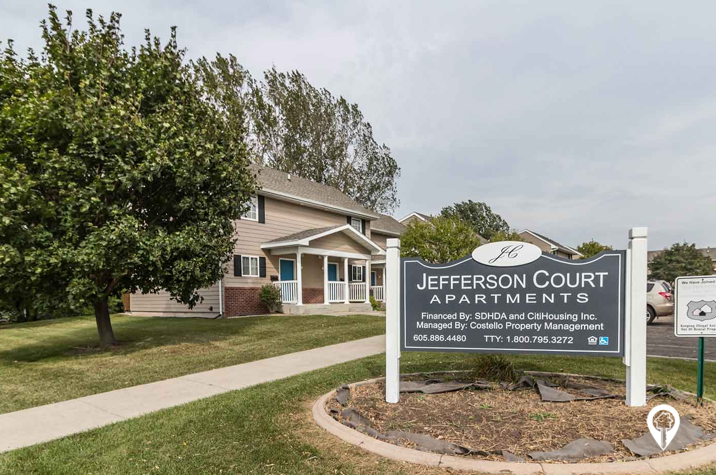 Jefferson Court Townhomes