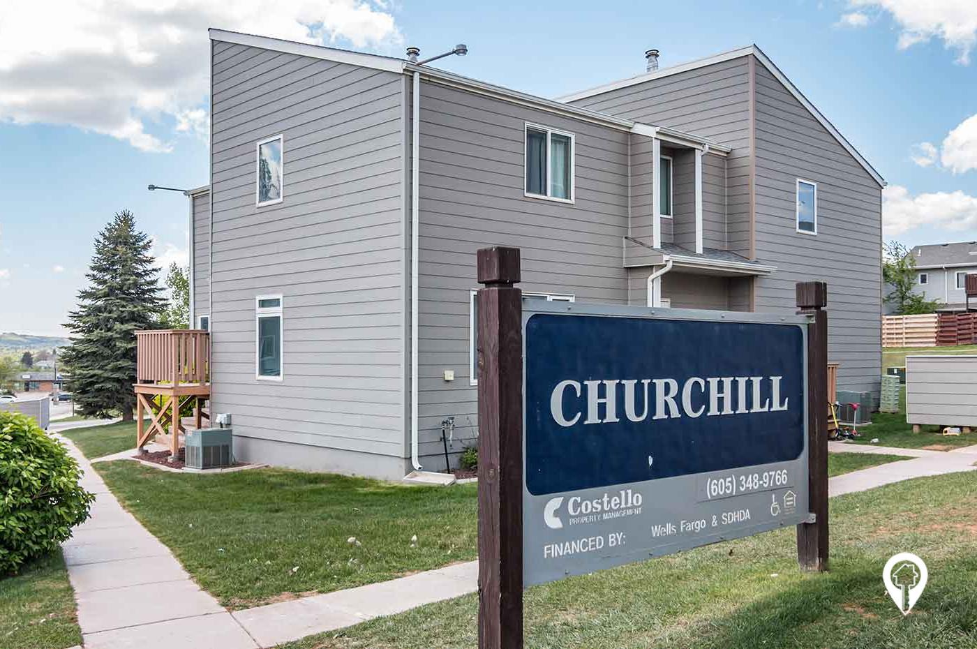 Churchill Apartments