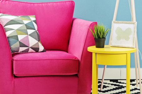 Create a Colorful Home