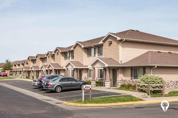 Boulder Creek Townhomes In Sioux Falls Sd
