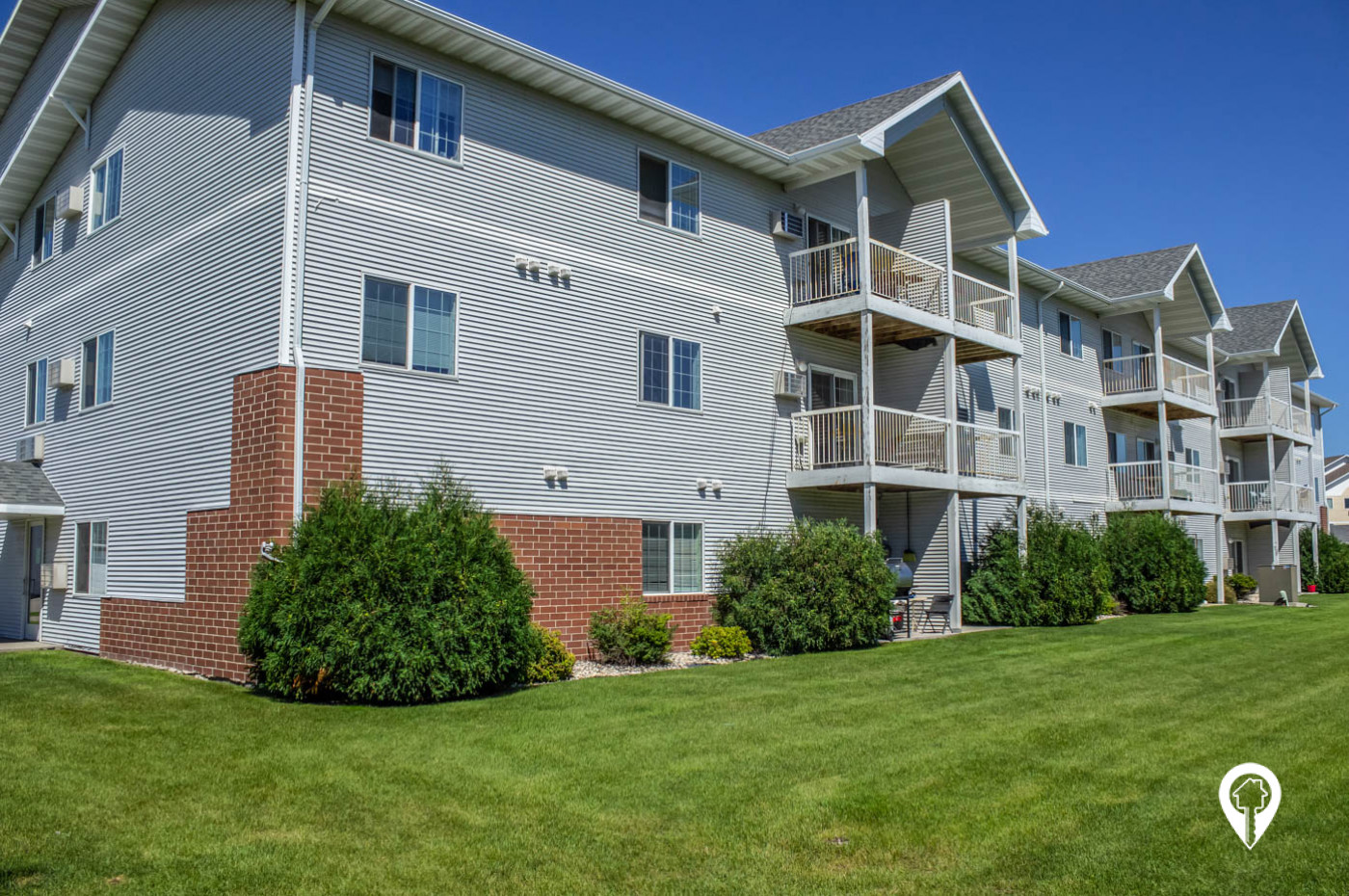 Osgood Townsite Apartments