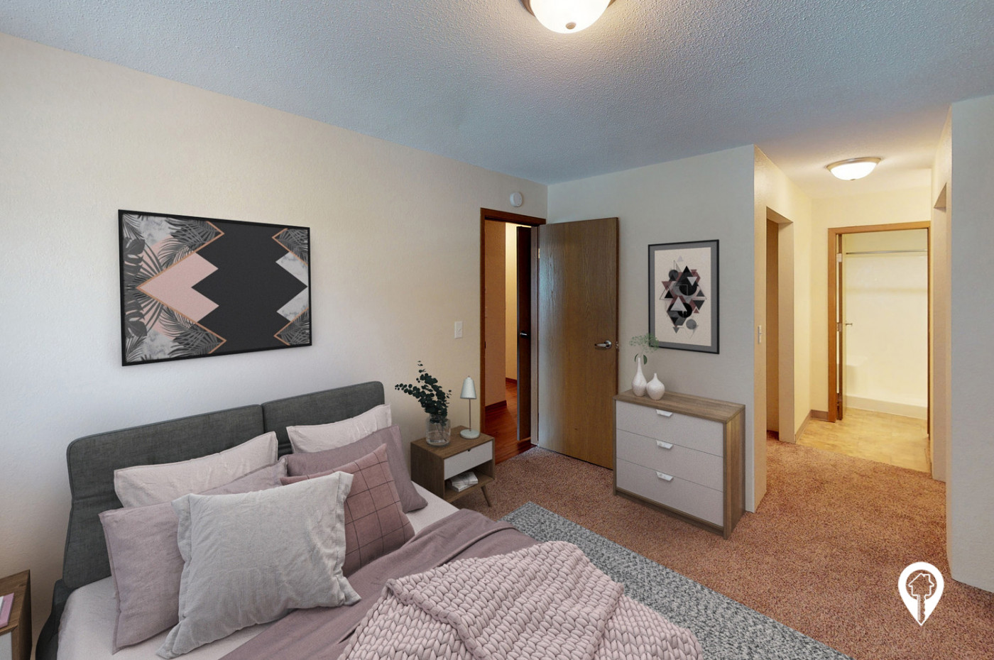 Southwind-Apartments-Inviting-Bedrooms-with-Walk-In-Closets