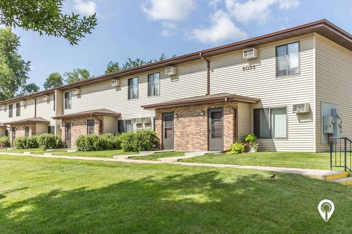 Hillview Apartments Townhomes In Sioux Falls Sd My Renters Guide