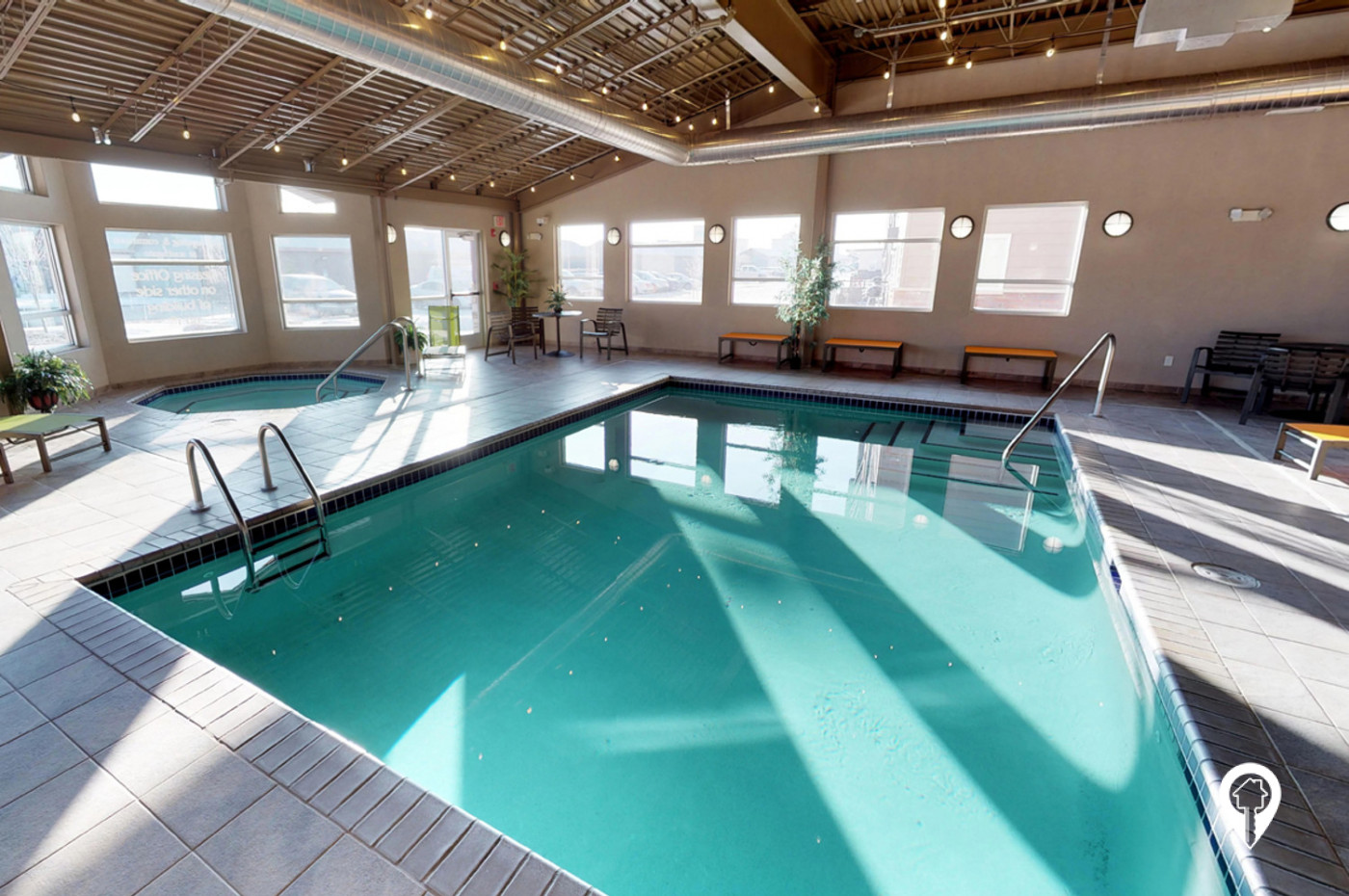 Commons-Landing-at-Southgate-Enjoy-Few-Laps-Indoor-Pool