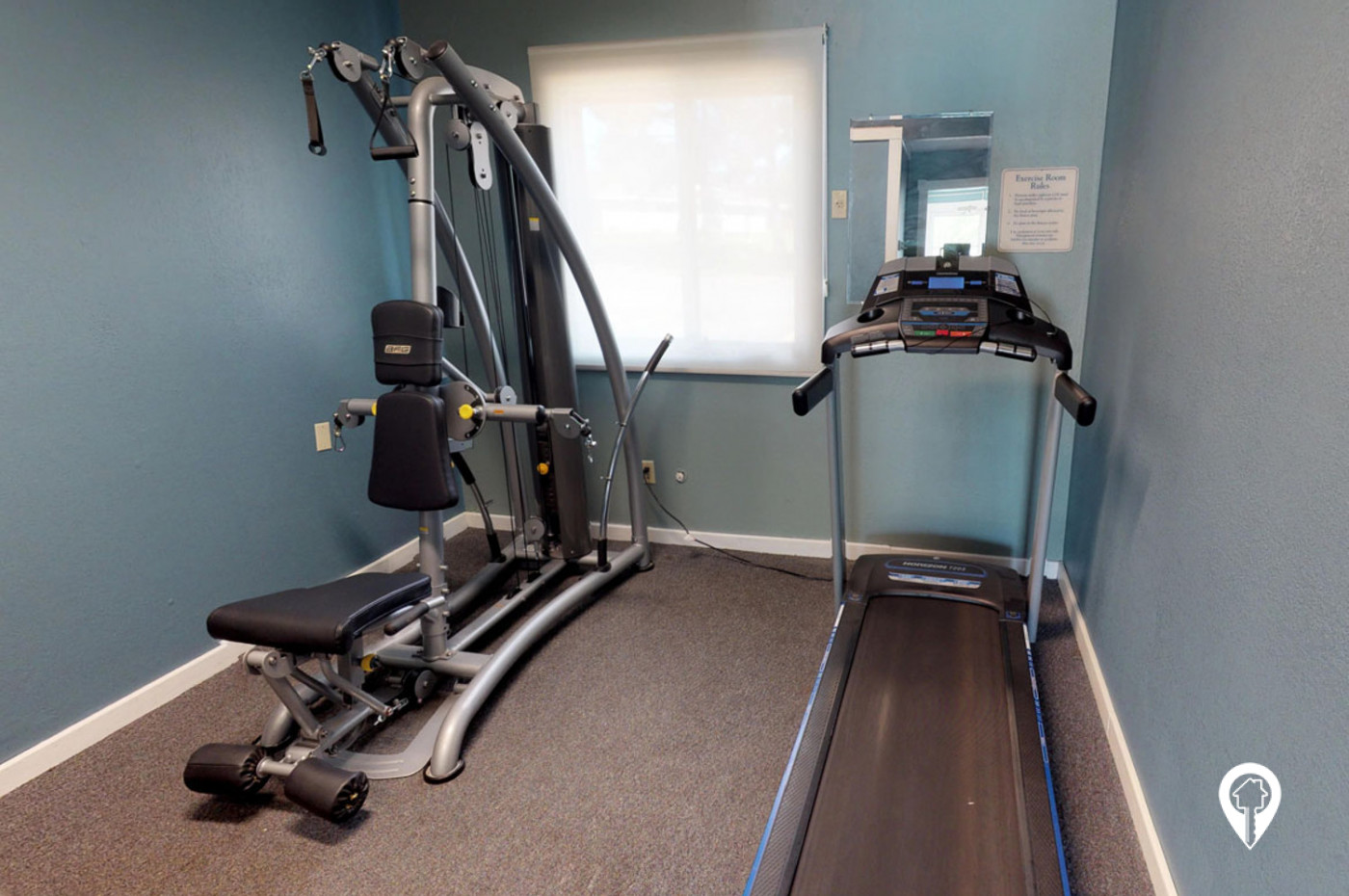 Canyon-Lake-Apartments-Convenient-On-Site-Fitness-Center