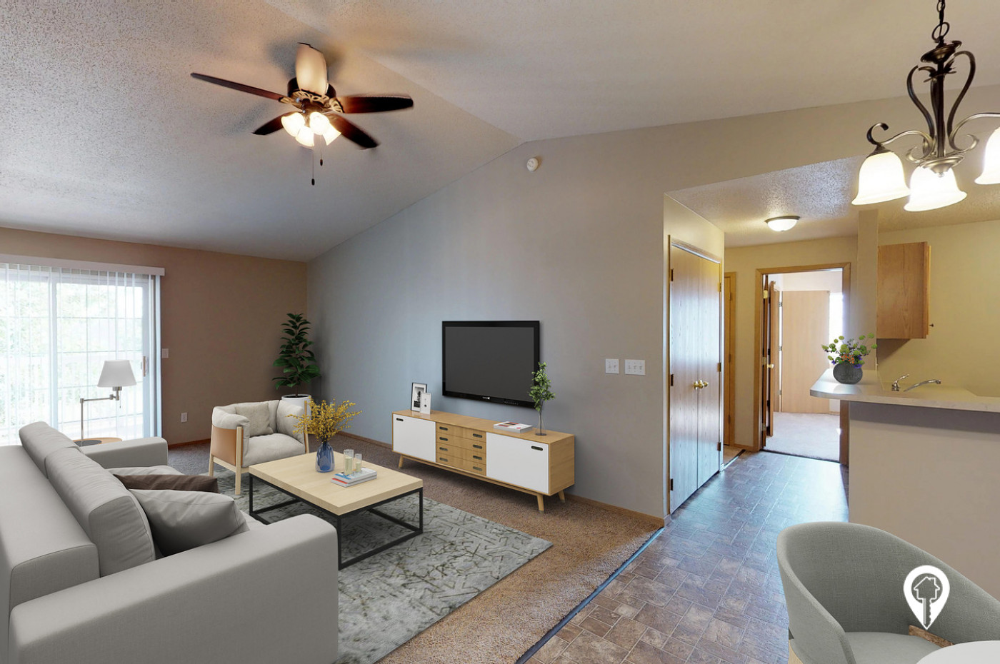Oakmont-Estates-Apartment-Homes-Open-Concept-Living