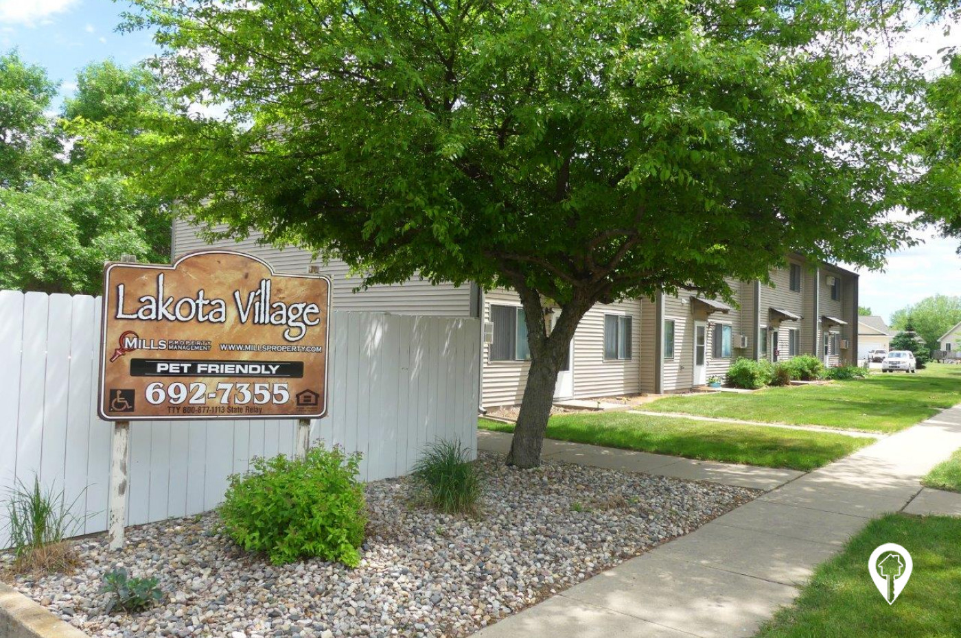 Mills Property Management - Lakota Village Townhomes
